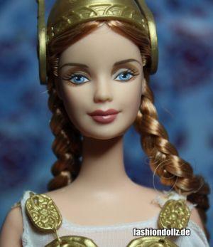 2003 The Princess Collection - Princess of the Vikings Barbie B6361