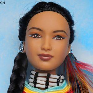 2003 Native Spirit Collection - Spirit of the Sky Barbie B2367