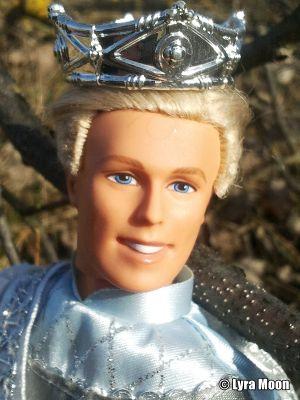 2003 Barbie of Swan Lake  - Prince Daniel B2768