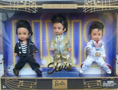 2003 Tommy as Elvis Giftset