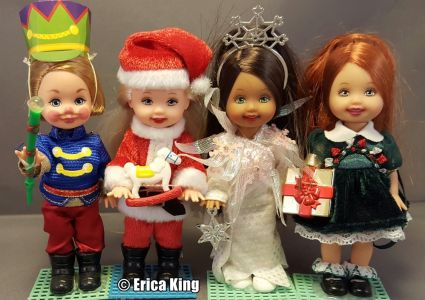 2003 Christmas Kelly & Friends