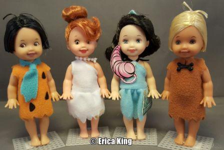 2003 The Flintstones Family  Kelly & Friends