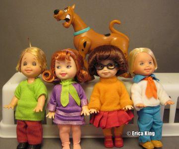 2003 Scooby-Doo! Kelly & Friends