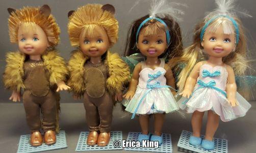 2003 Barbie of Swan Lake -       Kelly & Friends