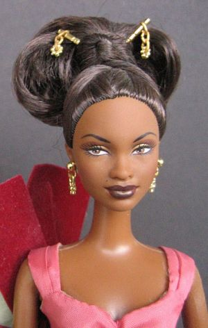 2004 Exotic Intrigue Barbie AA B9796
