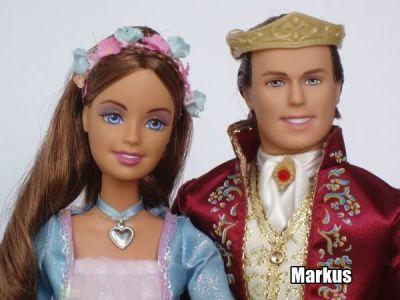 2004 The Princess and the Pauper -    Erika #107979, B5770, C3362