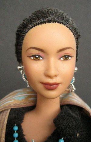 2004 The Princess Collection - Princess of Navajo B8956