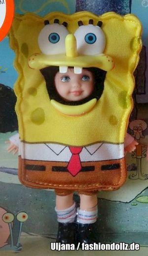 2004 SpongeBob Squarepants Kelly as SpongeBob H1701