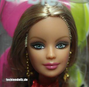 2005 Fashion Fever Barbie, Wave C H0866