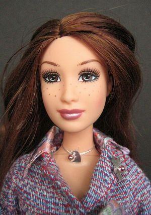 2005 Barbie Fashion Fever  Gillian, Wave K, H0922