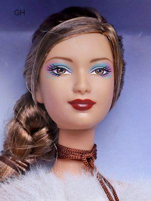 2005 Inuit Legend Barbie G8892 Gold Label