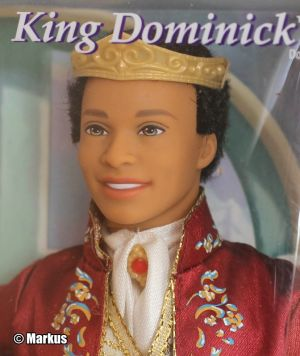 2004 The Princess and the Pauper -   King Dominick - Julian AA