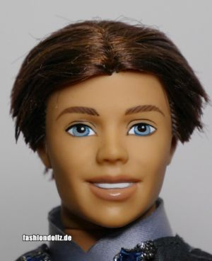 2005 Barbie and the Magic of Pegasus -      Prince Aidan G8403