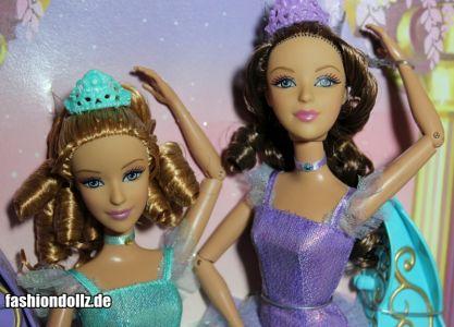 2006 The 12 Dancing Princesses - Hadley und Isla
