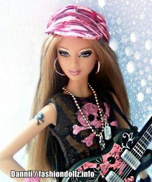 2006 Hard Rock Cafe Barbie K7906