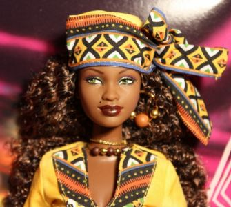 2006 Festivals of the World - Kwanzaa Barbie #J0945