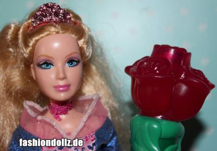 2006 Sleeping Beauty Barbie - Dornrösschen
