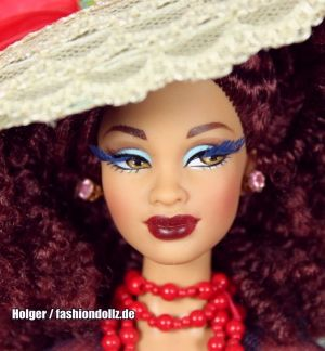 2006 Sugar Barbie by Byron Lars J0980