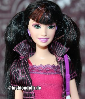 2006 The Barbie Diaries Courtney H7591