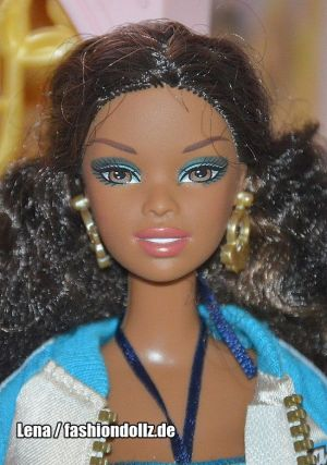2006 The Barbie Diaries Tia H7590