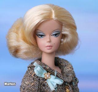 2006 Tweed Indeed Barbie J0958