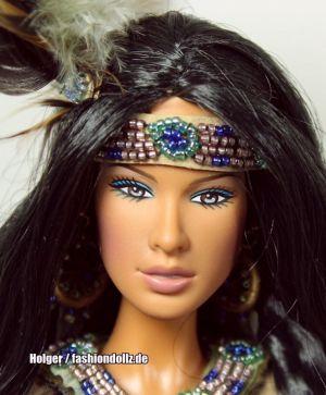 2006 Wind Rider Barbie J0983