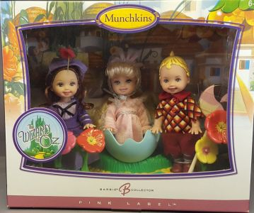 2006 The Wizard of Oz Kelly Gift Set - Munchkins