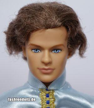 2007 Barbie Sleeping Beauty Prince K8059, Canada Europe