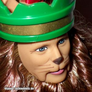 2007 The Wizard of Oz -     Cowardly Lion #K8688