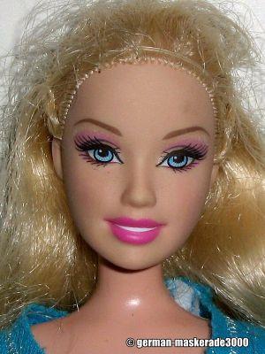 2007 Cinderella Barbie K8051