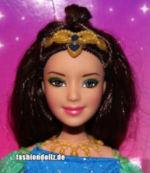 2008 Barbie & the Diamond Castle -  Dori M0793