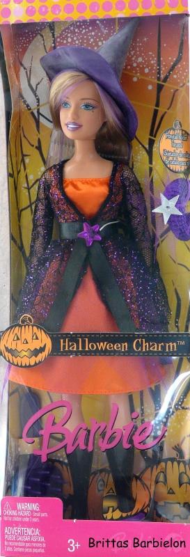 2007 Halloween Charm Barbie J9203 Bild #01