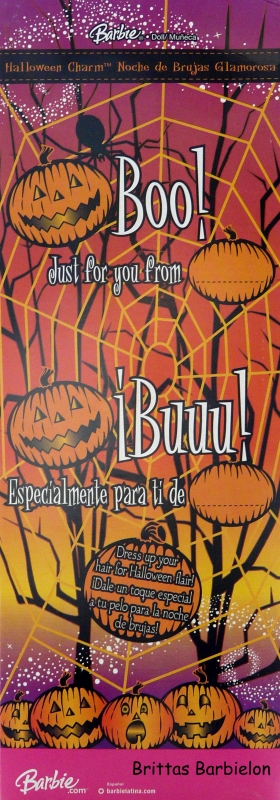 2007 Halloween Charm Barbie J9203 Bild #03