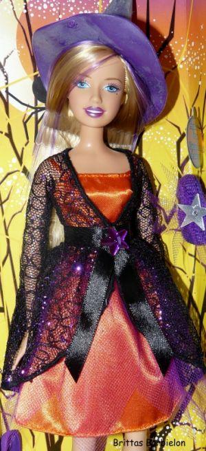 2007 Halloween Charm Barbie J9203 Bild #05