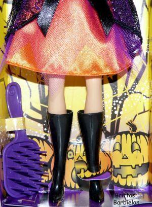 2007 Halloween Charm Barbie J9203 Bild #06