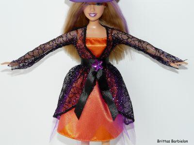 2007 Halloween Charm Barbie J9203 Bild #08