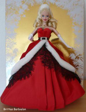 2007 Holiday Barbie Bild #04