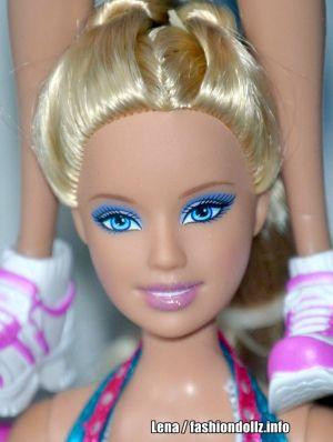 2007 Pom Pom Divas - Fly Girls Set - Barbie K8392