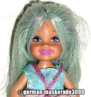 2007 Sea Pixies - Mermaid Kelly, blue L6903