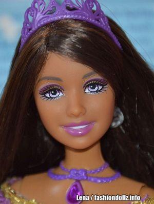 2007 Barbie as the Island Princess -    Luciana AA K8106