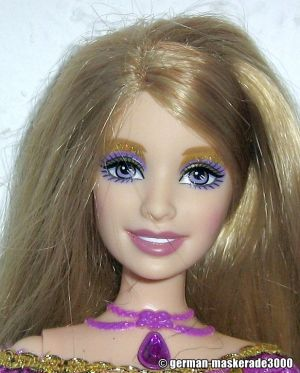 2007 Barbie as the Island Princess -  Luciana, sings English K8105