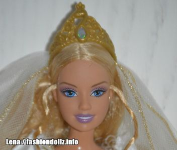 2007 Barbie as the Island Princess -      Rosella & Antonio Wedding Gift Set L6855