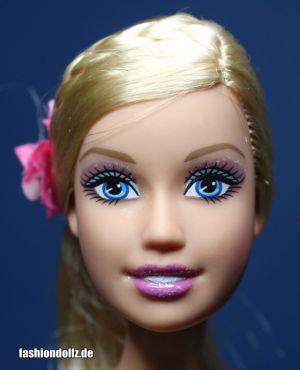 2007 Barbie as the Island Princess -     Rosella L8525