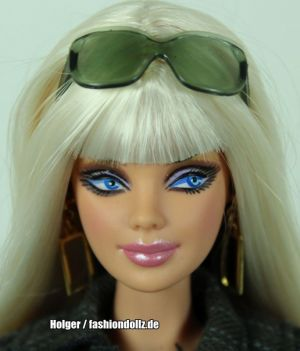 2007 Top Model Barbie M2977 (Playline)