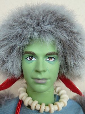 2007 The Wizard of Oz - Winkie Guard Ken