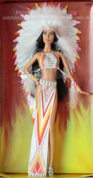2007 70's Cher by Bob Mackie - Half Breed #L3548