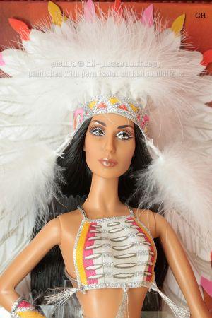 2007 70's Cher by Bob Mackie - Half Breed L3548