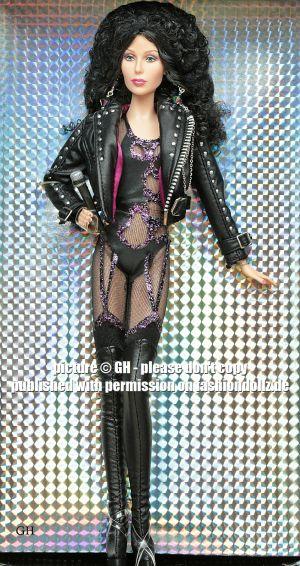 2007 80's Cher by Bob Mackie #K7903