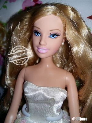 2007 Bride Barbie  K8583