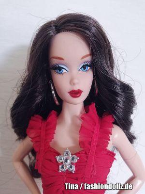 2007 Dallas Darlin' Barbie, brunette L8812
